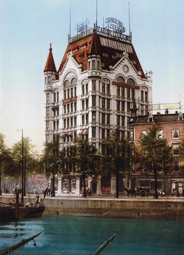 Rotterdam's White House