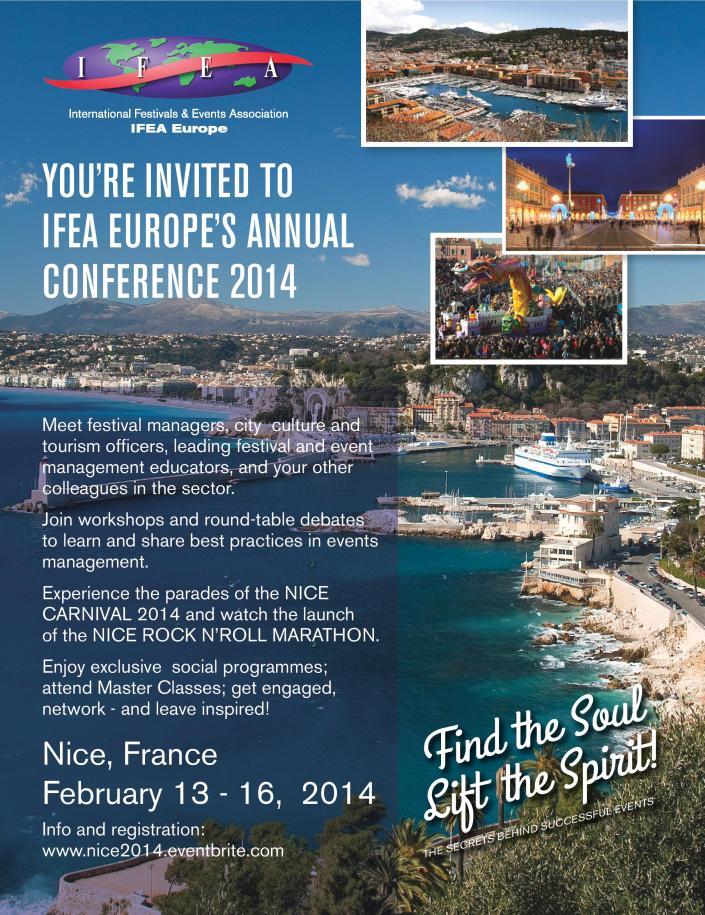 IFEA Nice Conference